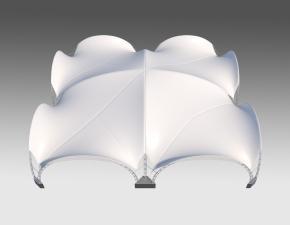 Kiraye cadirlar - Taglı çadır 12х12 — 144 m²  – cadirlarin kirayesi, satisi ve qiymeti
