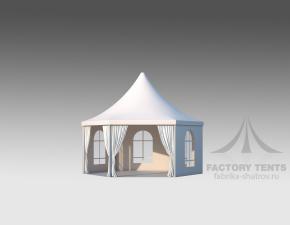Kiraye cadirlar - Шестиугольный шатер – cadirlarin kirayesi, satisi ve qiymeti