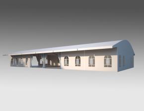 Kiraye cadirlar - Sərgilər üçün çadır  15х30 – cadirlarin kirayesi, satisi ve qiymeti