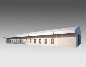 Kiraye cadirlar - Шатер для выставок 20х40 – cadirlarin kirayesi, satisi ve qiymeti