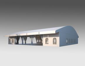 Kiraye cadirlar - Sərgilər üçün çadır  25х25 – cadirlarin kirayesi, satisi ve qiymeti