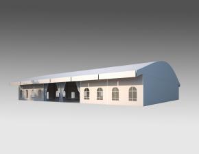 Kiraye cadirlar - Sərgilər üçün çadır  25х30 – cadirlarin kirayesi, satisi ve qiymeti