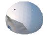 Kapm üçün sferik çadırlar - kirayəsi və satışı