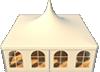 Bakida cadirlarin kirayesi - Hava çadırları