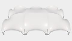 Kiraye cadirlar - Арочный шатер 30х20 — 600 м² – cadirlarin kirayesi, satisi ve qiymeti
