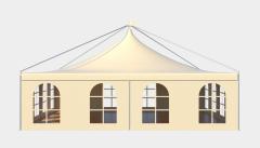 Kiraye cadirlar - Çadır Pagoda London 10х10 – cadirlarin kirayesi, satisi ve qiymeti