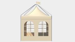 Kiraye cadirlar - Çadır Pagoda London 3x3 – cadirlarin kirayesi, satisi ve qiymeti