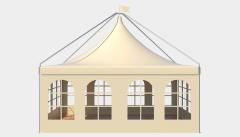 Kiraye cadirlar - Шатер Пагода Лондон 6х6 – cadirlarin kirayesi, satisi ve qiymeti