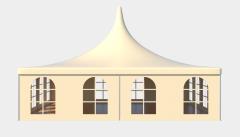 Kiraye cadirlar - Çadır Pagoda Rimini 10х10 – cadirlarin kirayesi, satisi ve qiymeti