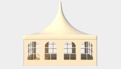 Kiraye cadirlar - Шатер Пагода Римини 6х6 – cadirlarin kirayesi, satisi ve qiymeti