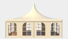 Kiraye cadirlar - Çadır Pagoda standart 8х8 – cadirlarin kirayesi, satisi ve qiymeti