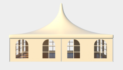 Kiraye cadirlar - Çadır Pagoda standart10х10 – cadirlarin kirayesi, satisi ve qiymeti