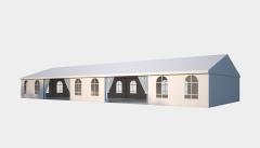 Kiraye cadirlar - Classik çadır 10х25 – cadirlarin kirayesi, satisi ve qiymeti