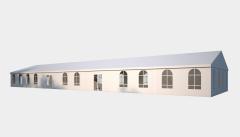 Kiraye cadirlar - Classik çadır 10х35 – cadirlarin kirayesi, satisi ve qiymeti