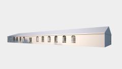Kiraye cadirlar - Classik çadır 10х40 – cadirlarin kirayesi, satisi ve qiymeti