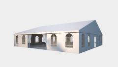 Kiraye cadirlar - Классический шатер 15х15 – cadirlarin kirayesi, satisi ve qiymeti