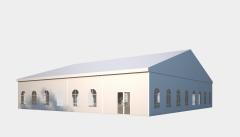 Kiraye cadirlar - Classik çadır 20х20 – cadirlarin kirayesi, satisi ve qiymeti