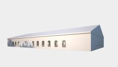 Kiraye cadirlar - Classik çadır 20х40 – cadirlarin kirayesi, satisi ve qiymeti