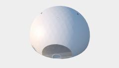 Kiraye cadirlar - Сферический шатер диаметр 35 м  – cadirlarin kirayesi, satisi ve qiymeti