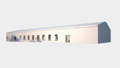 Kiraye cadirlar - Tədbirlər üçün çadır 15х40 – cadirlarin kirayesi, satisi ve qiymeti