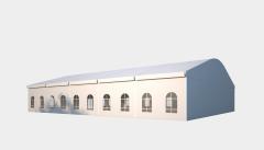 Kiraye cadirlar - Tədbirlər üçün çadır  20х25 – cadirlarin kirayesi, satisi ve qiymeti