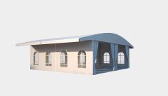 Kiraye cadirlar - Sərgilər üçün çadır  10х10 – cadirlarin kirayesi, satisi ve qiymeti