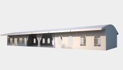 Kiraye cadirlar - Sərgilər üçün çadır  10х30 – cadirlarin kirayesi, satisi ve qiymeti