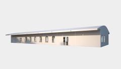 Kiraye cadirlar - Шатер для выставок 10х35 – cadirlarin kirayesi, satisi ve qiymeti