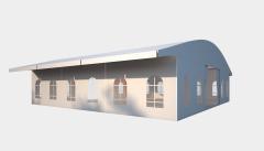 Kiraye cadirlar - Sərgilər üçün çadır  15х15 – cadirlarin kirayesi, satisi ve qiymeti