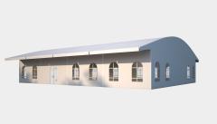 Kiraye cadirlar - Sərgilər üçün çadır 15х20 – cadirlarin kirayesi, satisi ve qiymeti