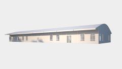 Kiraye cadirlar - Шатер для выставок 15х40 – cadirlarin kirayesi, satisi ve qiymeti