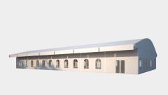 Kiraye cadirlar - Шатер для выставок 20х35 – cadirlarin kirayesi, satisi ve qiymeti