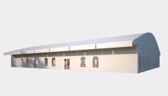 Kiraye cadirlar - Sərgilər üçün çadır 25х35 – cadirlarin kirayesi, satisi ve qiymeti