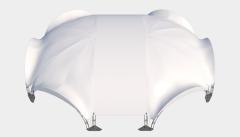 Kiraye cadirlar - Арочный шатер 22х20 — 360 м² – cadirlarin kirayesi, satisi ve qiymeti