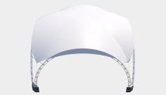 Kiraye cadirlar - Taglı çadır 6х6 — 36 m² – cadirlarin kirayesi, satisi ve qiymeti