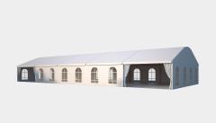 Kiraye cadirlar - Tədbirlər üçün çadır  10х25 – cadirlarin kirayesi, satisi ve qiymeti