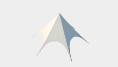 Kiraye cadirlar - Шатёр Звезда 12 м Премиум – cadirlarin kirayesi, satisi ve qiymeti
